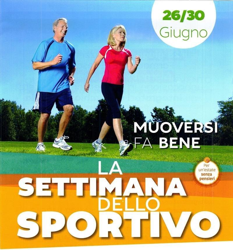 Settimana dello Sportivo