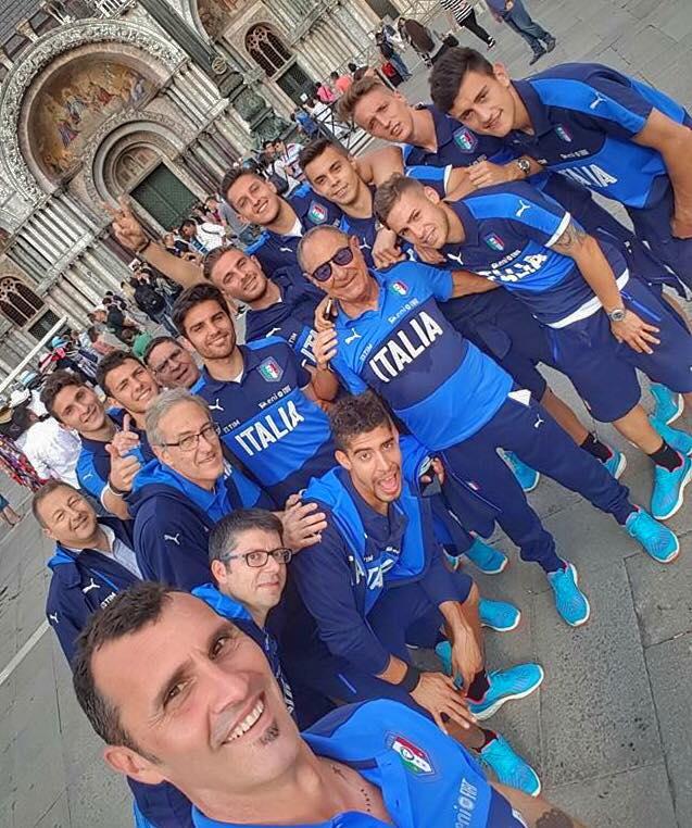 medici sportivi in piazza