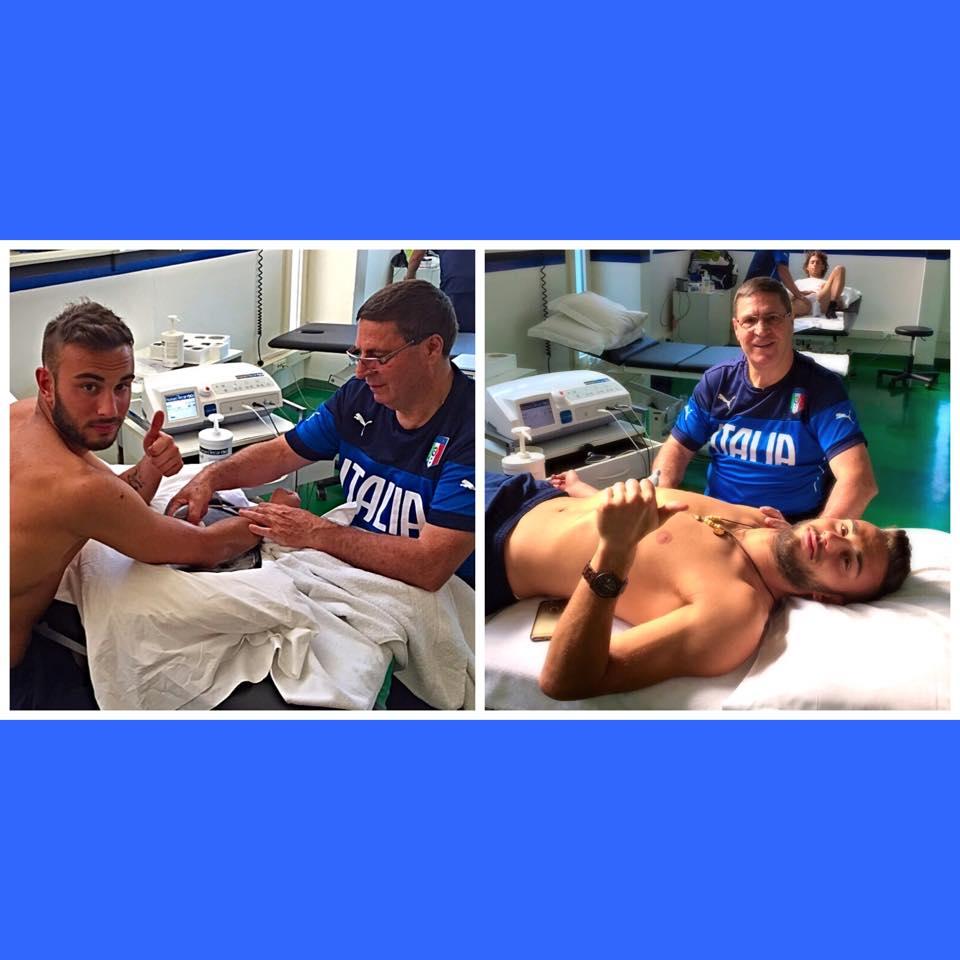 momenti di visite mediche sportive