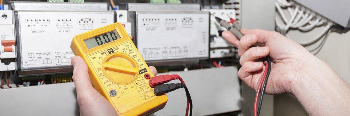 cornford electrics electrician multimeter