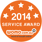 2014 service award winner
