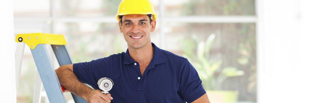 cornford electrics electrician smiling confidant
