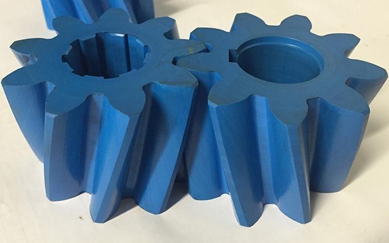Progettazione ingranaggi cilindrici elicoidali