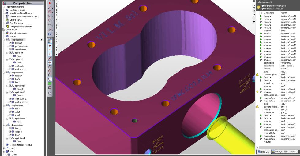 Programmazione CAD-CAM