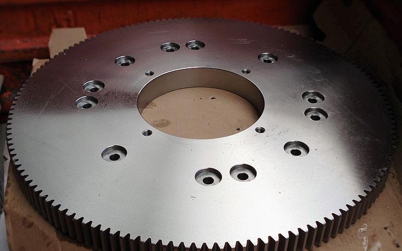 Precisione ingranaggi cilindrici dritti