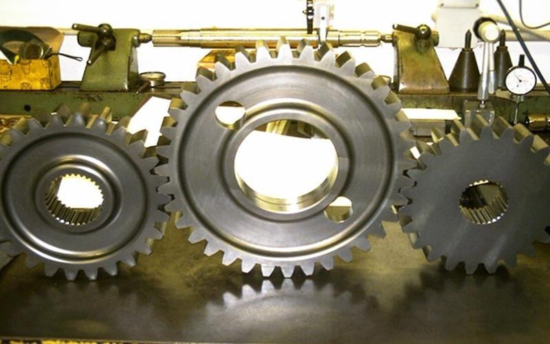 Progettazione ingranaggi cilindrici dritti