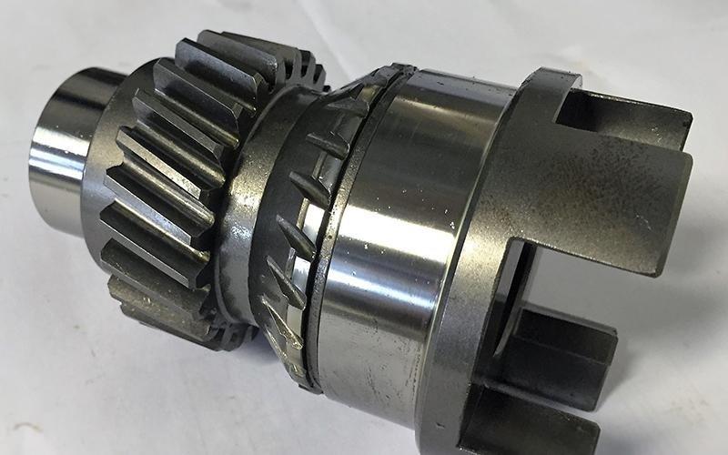 Realizzazione ingranaggi cilindrici elicoidali
