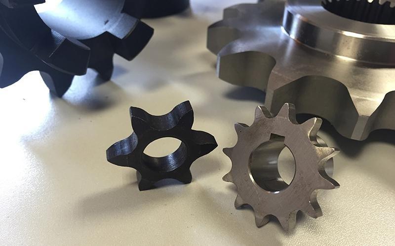 Precisione ingranaggi per catena