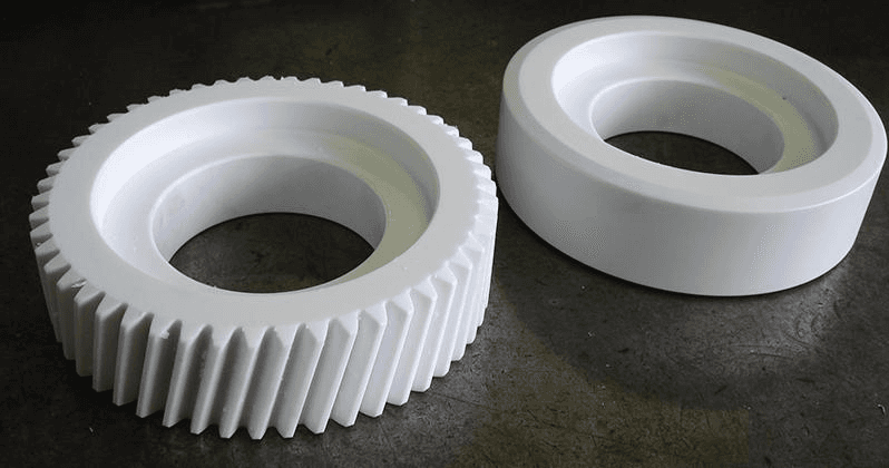 Finitura ingranaggi cilindrici elicoidali