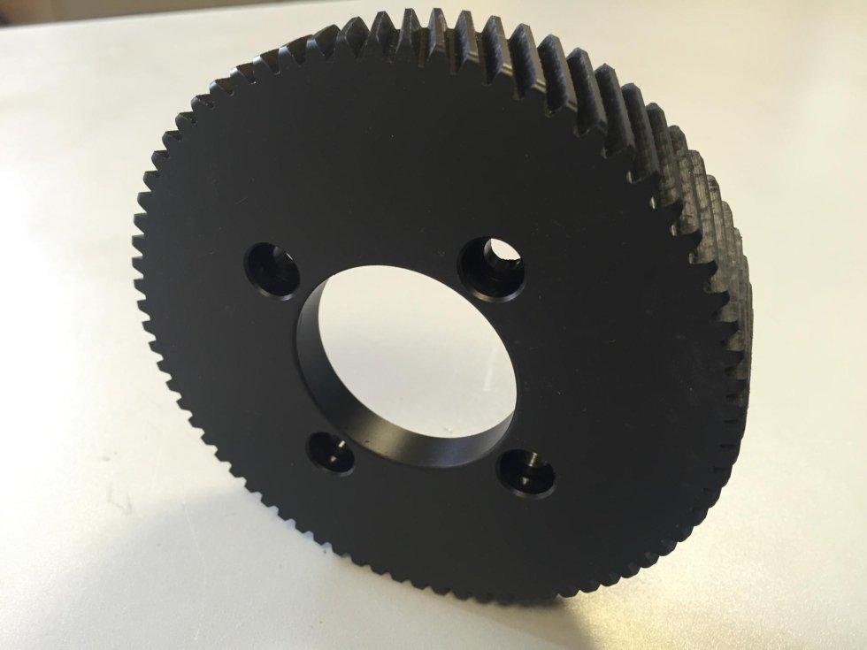 Precisione ingranaggi cilindrici elicoidali