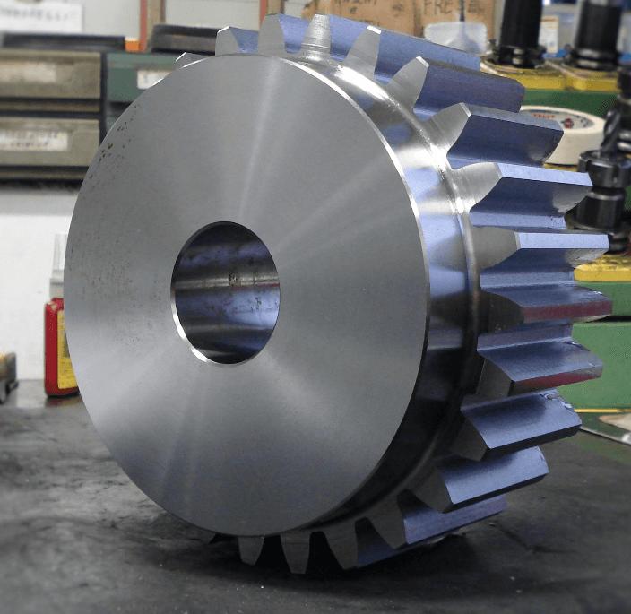 Ingranaggi cilindrici dritti su misura