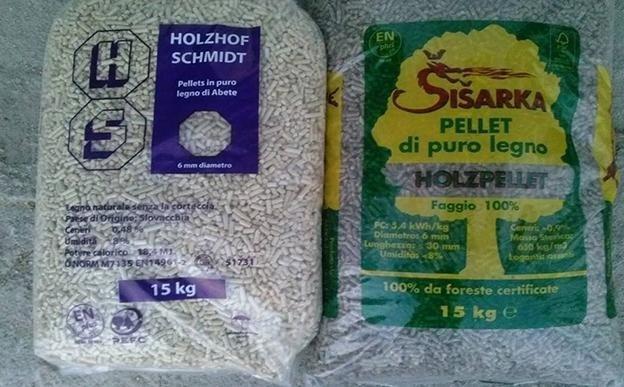 Trulli Enzo & Figli pellet Pontinia