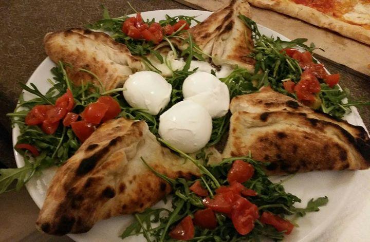 Pizza Napoletana Erchie