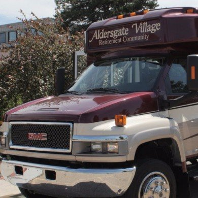 Aldersgate Village Transportation