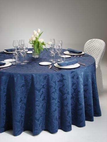 Damascato blu Lilium