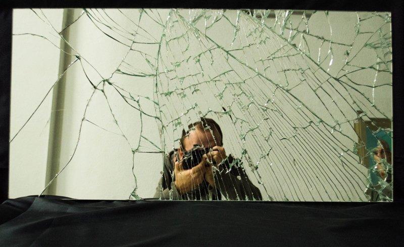 Mirror Glass dopo della rottura