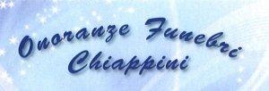 logo Onoranze Funebri Chiappini