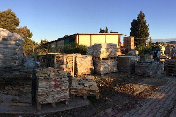 blocchi di forniture per l`edilizia