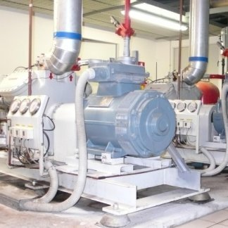 centrali industriali riparazione