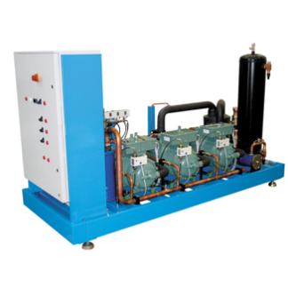 centrale frigorifera multicompressore