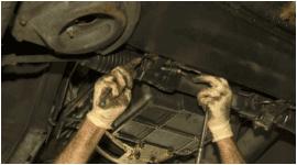 sostituzione marmitte auto
