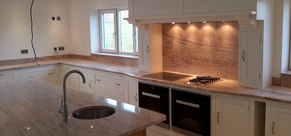 Custom Kitchen Furniture Designed In Worcester