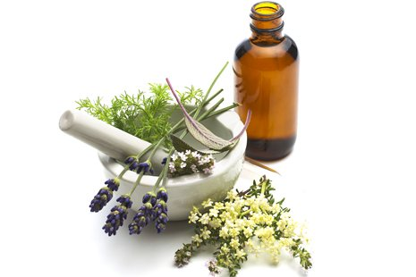 Ingredients for homeotherapy