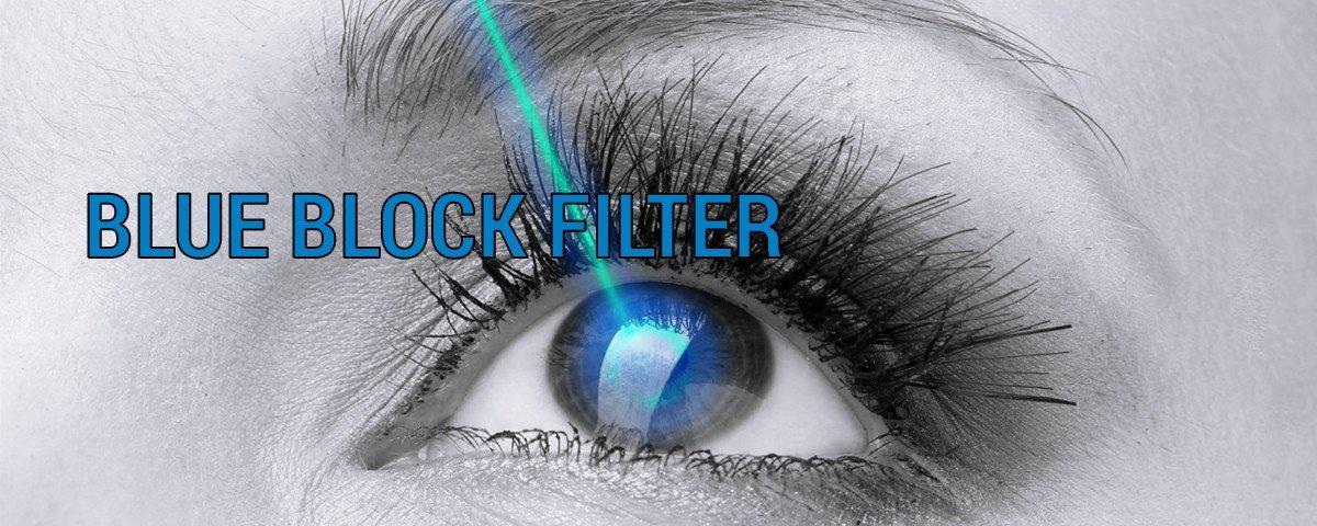 Trattamento Lento Blue Block Filter