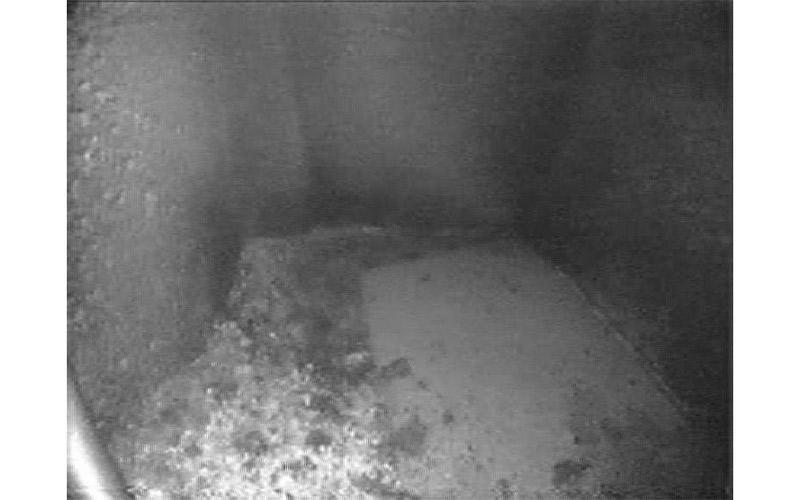 videoispezione fondo canna fumaria