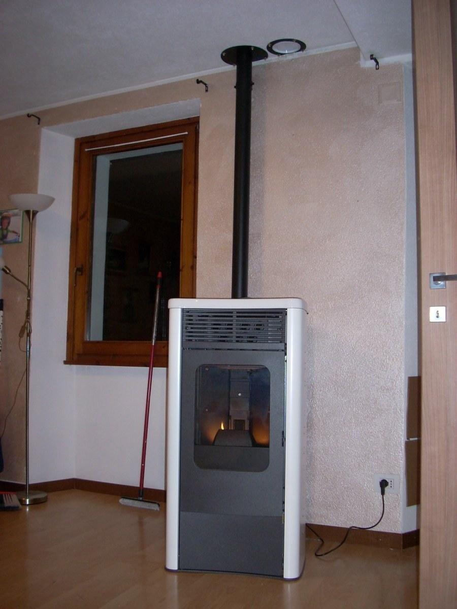 Installazione stufe sondrio lo spazzacamino - Istallazione stufa a pellet ...