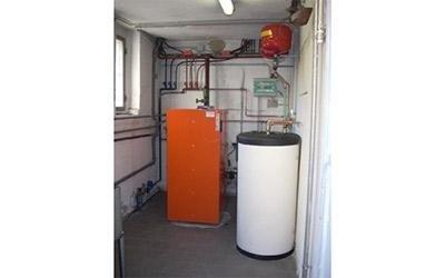 Montaggio Caldaie Biomassa - Legna