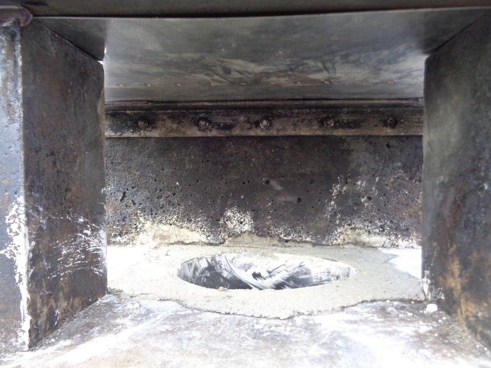 Risnamento canna fumaria per inserto a legna