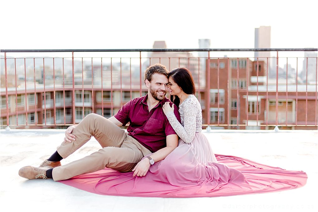 Engagement shoot at 012Central Pretoria by D'amor Photography, Gauteng Wedding Photographer 02