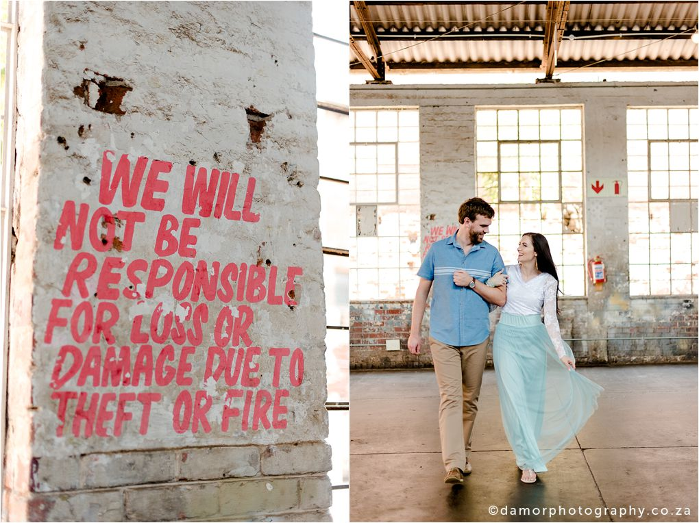 Engagement shoot at 012Central Pretoria by D'amor Photography, Gauteng Wedding Photographer 09