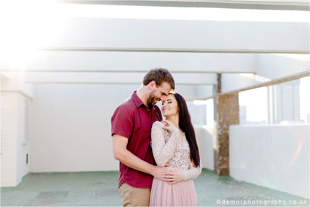 Engagement shoot at 012Central Pretoria by D'amor Photography, Gauteng Wedding Photographer 16