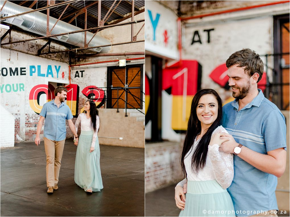Engagement shoot at 012Central Pretoria by D'amor Photography, Gauteng Wedding Photographer 20