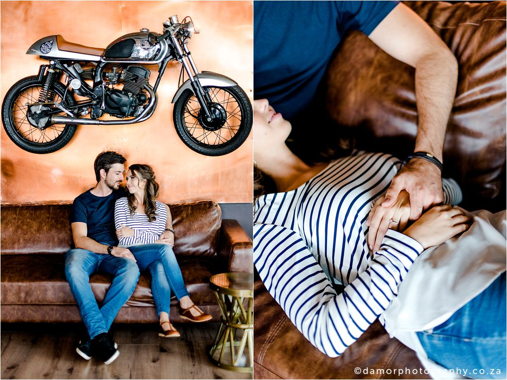 Industrial Engagement Shoot in Centurion by D'amor Photography12