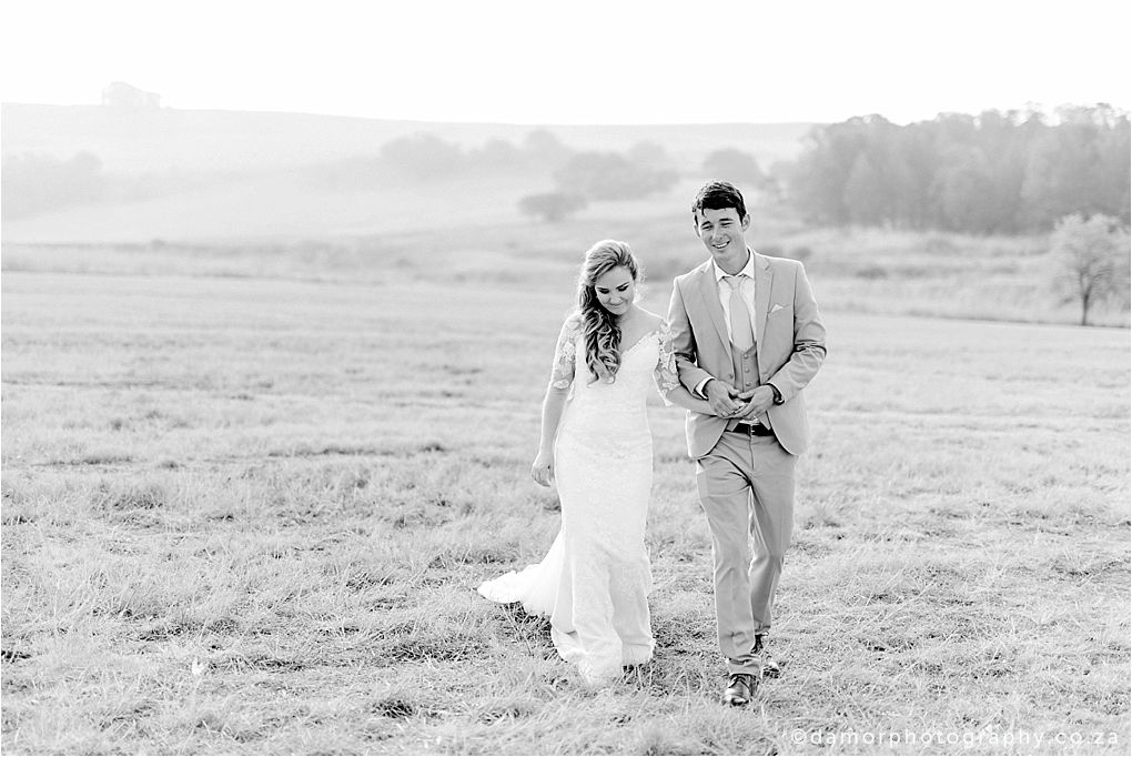 D'Amor Wedding Photography Brian and Marianne Silver Sixpence Dullstroom Hero Image