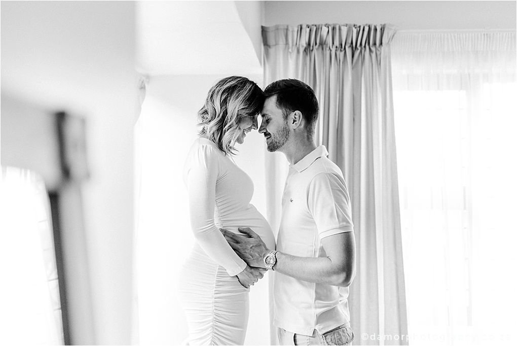 Intimate Lifestyle Maternity Shoot in Johannesburg 07