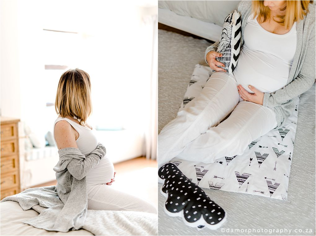 Intimate Lifestyle Maternity Shoot in Johannesburg 10