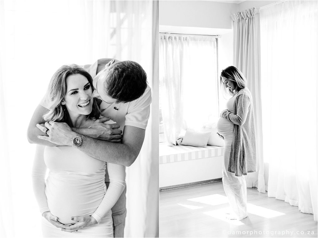 Intimate Lifestyle Maternity Shoot in Johannesburg 15