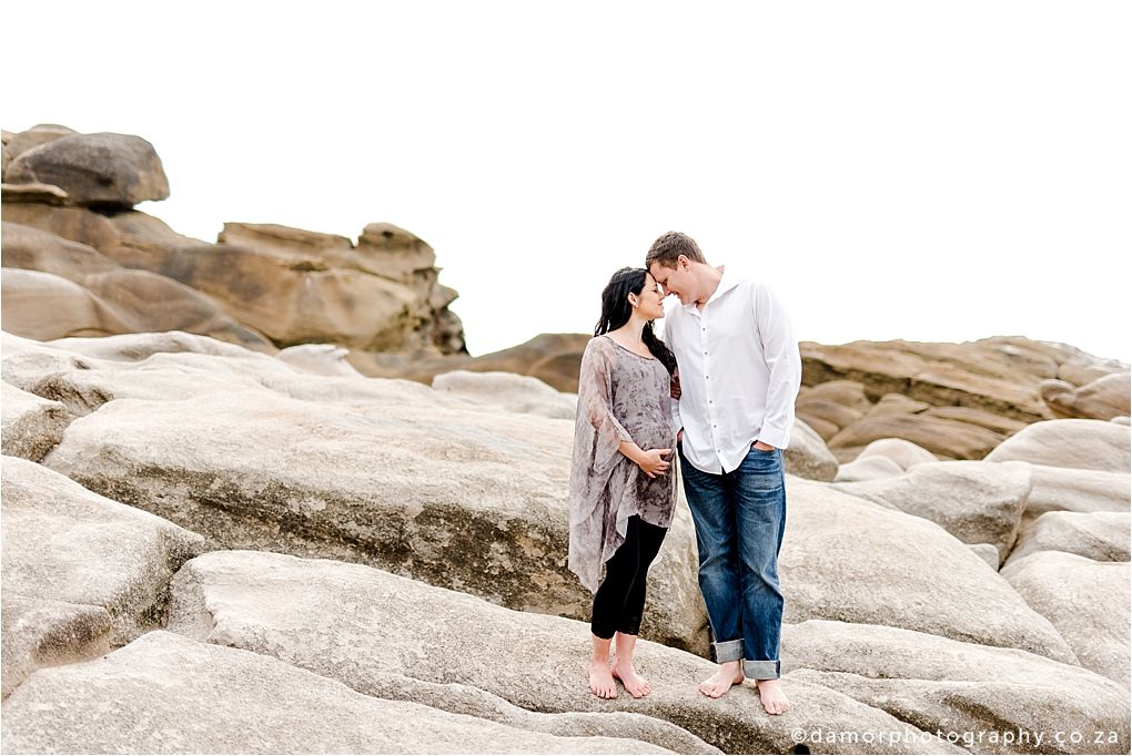 Beach Maternity Shoot by D'amor Photography Ballito South Africa 05