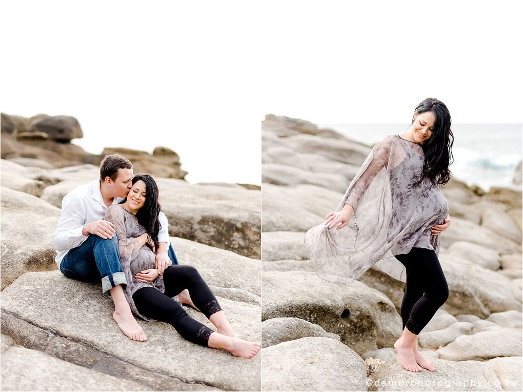 Beach Maternity Shoot by D'amor Photography Ballito South Africa 06