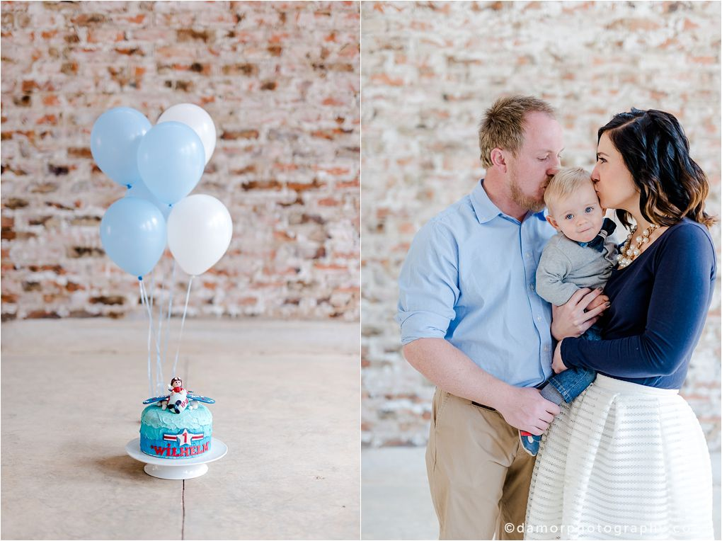D'amor Photography Cake Smash Shoot One Year Old Birthday  03