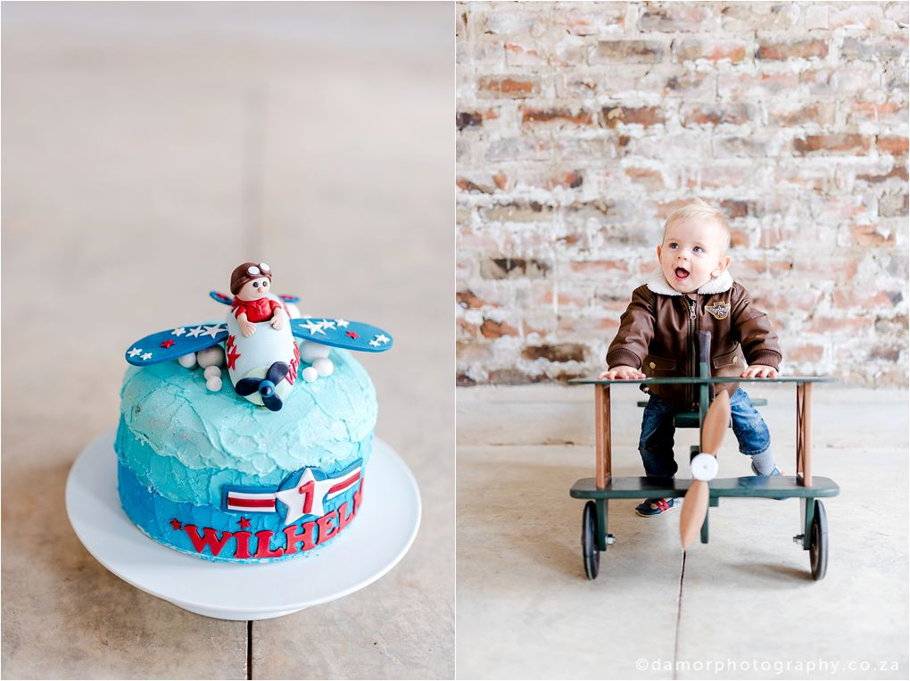 D'amor Photography Cake Smash Shoot One Year Old Birthday  04