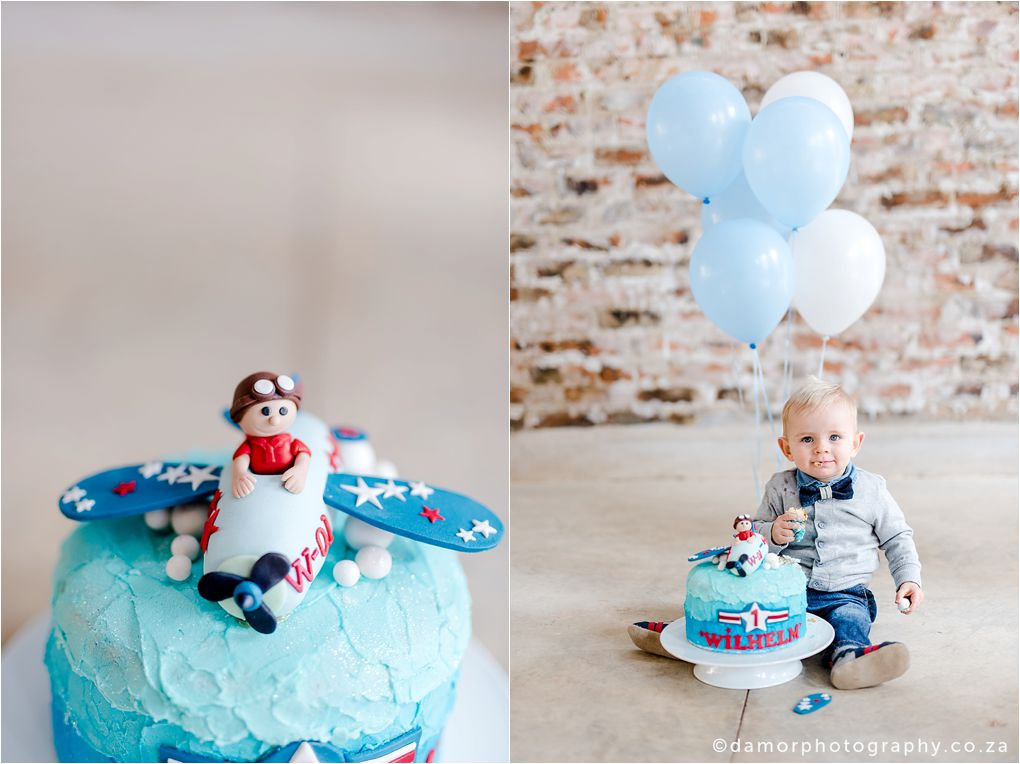 D'amor Photography Cake Smash Shoot One Year Old Birthday  08