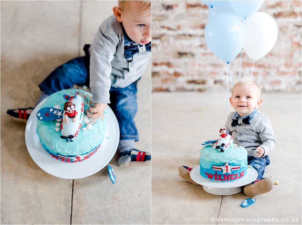 D'amor Photography Cake Smash Shoot One Year Old Birthday  09