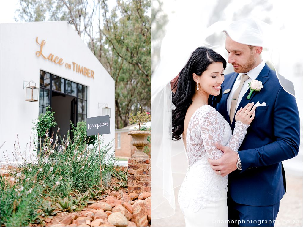 Pretoria Wedding at Lace On Timber by D'amor Photography Drew & Hilandi 08