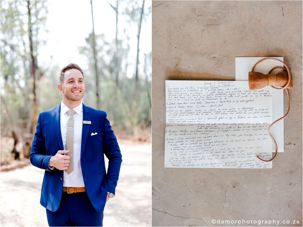 Pretoria Wedding at Lace On Timber by D'amor Photography Drew & Hilandi 24