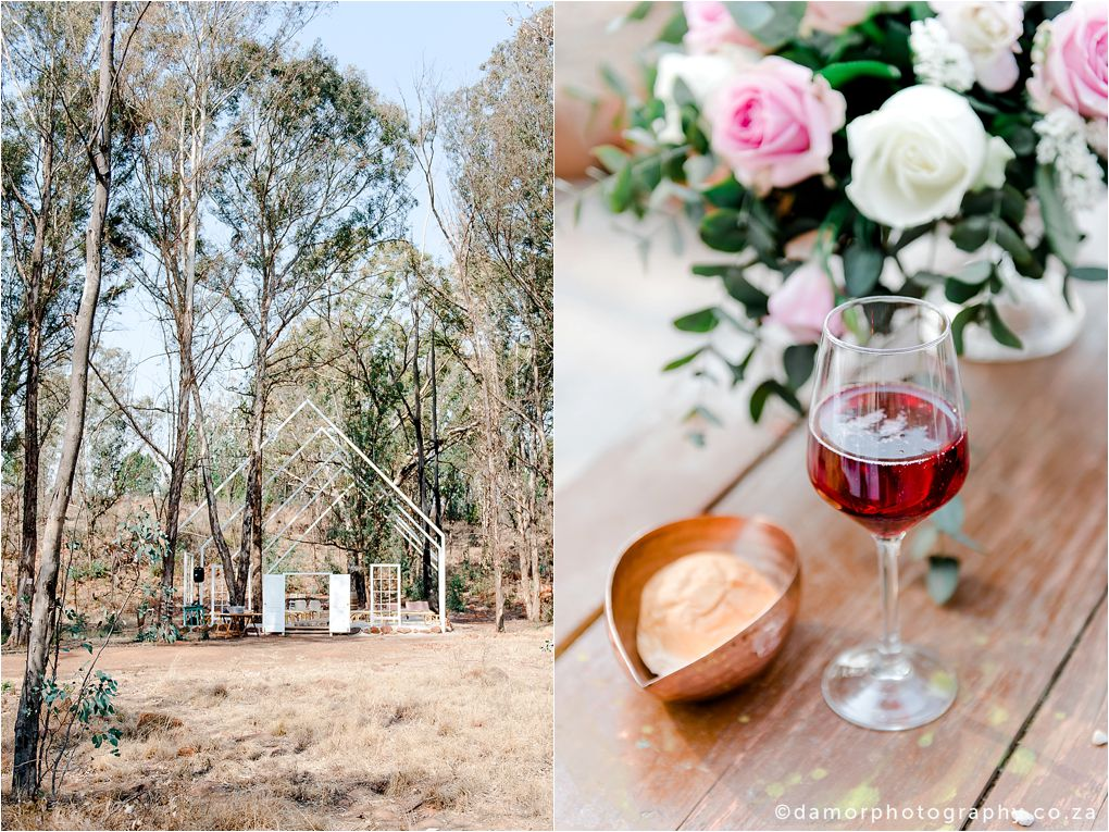 Pretoria Wedding at Lace On Timber by D'amor Photography Drew & Hilandi 26
